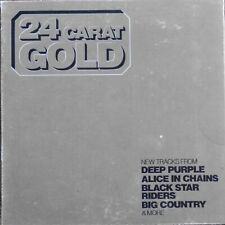 24 CARAT GOLD    CD  Various Artists  Deep Purple, Alice in Chains, Tracer (045)