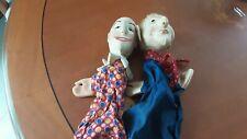 Antike Kasperle Puppen