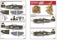 Kits-World Decals 1/48 P-47C Razorback # 48116