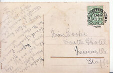 Genealogy Postcard - Family History - Cooke - Newcastle - Staffs  Y842