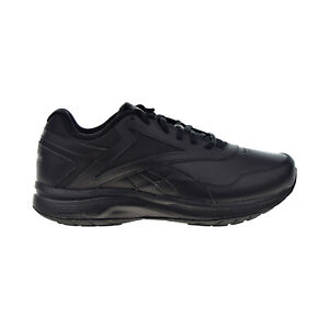 Reebok Walk Ultra 7 DMX Max (Extra Wide) 4E Men's Shoes Black-Grey FU7145-4E