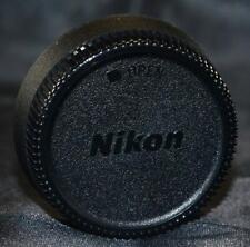 Genuine Original Nikon LF-1 Camera Plastic Twist On Rear Lens Cap Cover