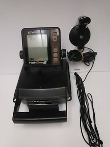Eagle Fish Easy Portable With  Transducer and Case Fish Depth Finder.