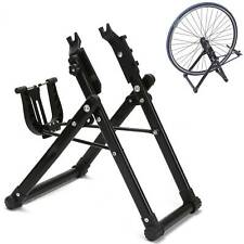Foldable Cycling Bike Wheel Truing Stand MTB Road Bicycle Wheel Maintenance
