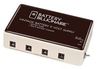 Danelectro Battery Billionaire Battery Power Supply 9-Volt with Kill Switch