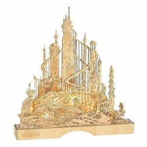 King Triton Illuminated Palace 6011061 (The LittleMermaid) New & Boxed