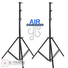 "2pcs /// 4.4m !! F&V HeavyDuty Studio Light Stand 440cm - Air Cushioned - ""809"""