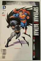 BATMAN vs SUPERMAN: Dawn of Justice Day Special Edition #1 - DC Comics