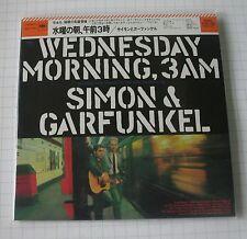 SIMON & GARFUNKEL - Wednesday Morning + 3 BONUS JAPAN MINI LP CD NEU SICP-1481