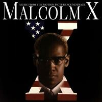 MALCOLM X Music From The Motion Picture (2019) RSD Red vinyl LP NEW/SEALED