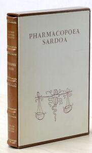 Farmacopea - Palietti - Pharmacopoea Sardoa 1753 - Anastatica 1990