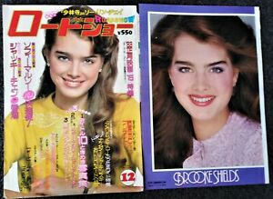 Brooke Shields - magazine clippings - Suddenly Susan + Andre Agassi