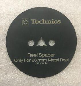 """OpenReelToReel - Technics Reel Spacer - Shims For 10.5"""" Reel Tape Recorder"""