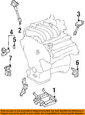 NISSAN OEM-Engine Crankshaft Crank Position Sensor CPS 2373135U11