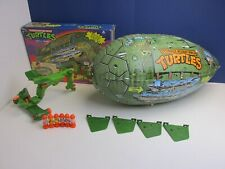 COMPLETE vintage TMNT BLIMP TEENAGE MUTANT NINJA TURTLE for action figures 1986