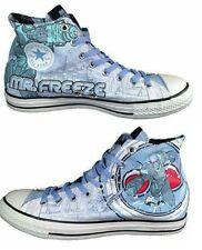 Converse DC Comics MR FREEZE Batman Villain Chuck Taylor All Star Sneakers 7 Men