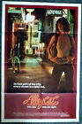 ALLEY CAT Rare Original 1980s American One Sheet Movie Poster