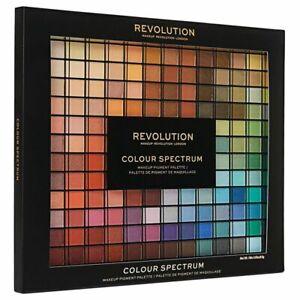 REVOLUTION Makeup 196x0.9g Colour Spectrum Eyeshadow Palette Large AU Seller