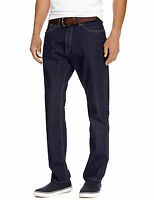 M&S NORTH COAST Rinse Wash Relaxed Fit Stretch Jeans (do not come with Belt)