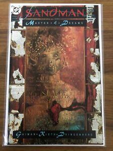 Sandman (1989) #4 1st Appearance of Lucifer Morningstar