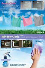 norwex enviro cloth window cloth enviro wand and body cloth rrp  $130