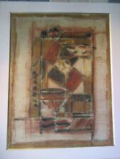 Narayanan akkithamd. indian artist. 50x65. mixed technique high ratings.