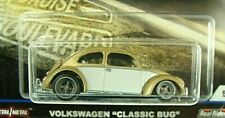 Hot Wheels Cruise Boulevard Volkswagen Classic Bug Real Riders Combine Shipping