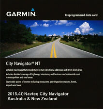 GARMIN CITY NAVIGATOR AUSTRALIA AND NEW ZEALAND NT 2015.40 GPS