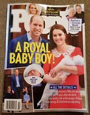 PRINCESS KATE A ROYAL BABY BOY PEOPLE MAY 2018 GEORGE BARBARA BUSH LOVE STORY