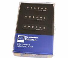 11206-09-B Seymour Duncan Black Livewire Classic II Active Strat® Pickup Set