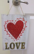Beautiful Sign  Wooden for Wedding Decoration.