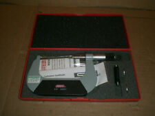 Spi 13 814 9 Blade Micrometer 2 3 0001 With Case