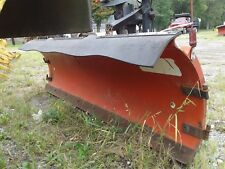 Western Ultra Mount 8 Ft Hydraulics Front Part Only Snow Plow Snowplow 9