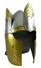 The lord of the rings Elendil Helmet Movie File Entertainment Theatre Replica