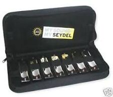 7 Harmonica Set Seydel Blues Session w/Case & Low Tuned
