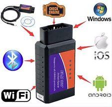 ELM327 OBDII OBD2 Bluetooth Auto Car Diagnostic Interface Scanner FE