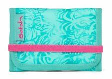 satch purse Wallet Aloha Mint