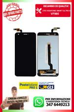 LCD + TOUCH + VETRO  VF 995 NERO ZTE VODAFONE SMART ULTRA 6