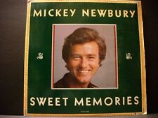 MICKEY NEWBURY Sweet Memories LP MCA-945