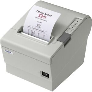 Epson TM-T88 IV Thermodrucker TM-T88 IV Kassendrucker seriell parallel USB LAN