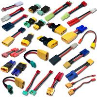 Lipo Akku Adapter XT60 Dean EC3 EC5 XT90 Mini Tamiya Traxxas MPX XT30 EC2 HXT RC