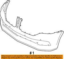 Lincoln FORD OEM 15-17 Navigator-Bumper Cover FL7Z17D957CPTM