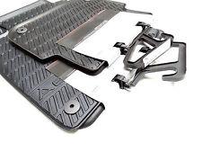 Original Audi A6 4F ab Baujahr 2006 Gummimatten Fußmatten vorn + hinten - Set +