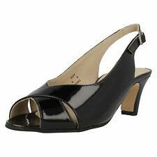 Special Occasion Slingback Wide (E) Court Heels for Women