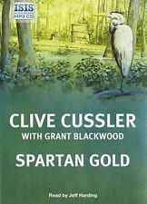 Clive CUSSLER / SPARTAN GOLD      [ Audiobook ]