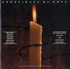 Conspiracy of Hope (1986 CD 80s Rock Paul McCartney Elton John Dire Strait)