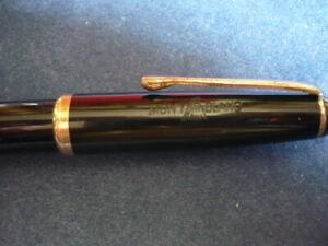 Montblanc Tintenfüller 3-42