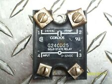 GORDOS G240D25 SOLID STATE RELAY