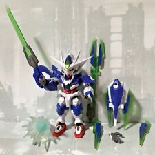 2015 BANDAI GUNDAM NX EDGE STYLE 00 QANITI PVC ACTION FIGURE MODEL KIT VERY COOL
