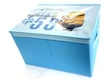 OFFICIAL NEW DESPICABLE ME MINION STORAGE BOX TOY BOX CHILDRENS BEDROOM GIFTS